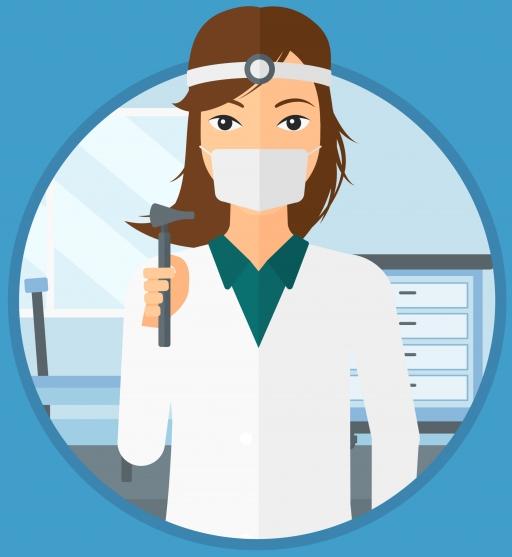 Medic Primar ORL Dr. Doina Vlăescu